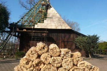 Remont dachu i podłogi