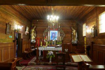Obchody 25-lecia powołania Parafii Rzymskokatolickiej p.w. Najświętszego Imienia Maryi w Gaszynie