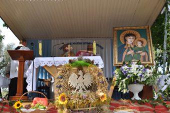 Odpust oraz dożynki parafialne
