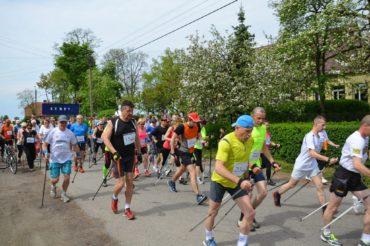 V Mistrzostwa Nordic Walking