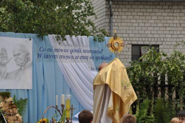Uroczystość Bożego Ciała 2012