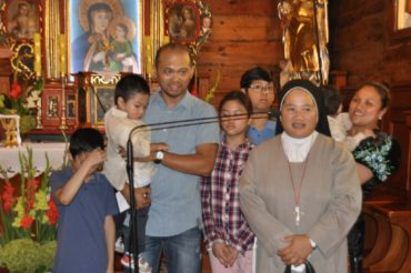 Goście z Filipin