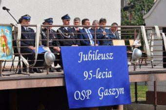 95 lat OSP Gaszyn
