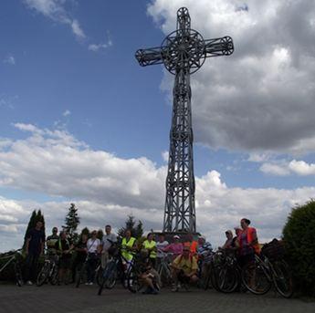 Pielgrzymka rowerowa do Sanktuarium Kalwaryjskiego w Praszce
