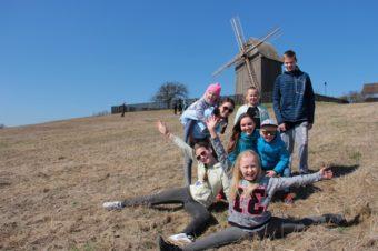 Zwiedzanie zabytków drewnianych Ziemi Wieluńskiej