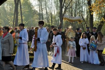 Christus vivit! Czyli Święta Wielkanocne 2019